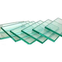 Clear Tempered Glass Shelves