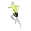 Male Runner w/ Left Leg Forward