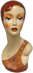Female Head Mannequin
