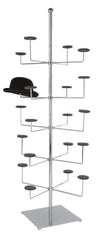 Stationary Hat/ Cap Rack