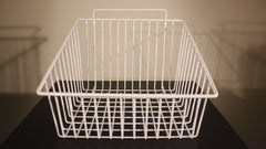 Sloped Front Basket