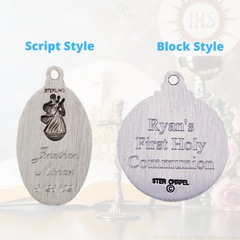 engrave medals