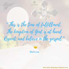 Lectio Divina for First Sunday of Lent, 2_21_21