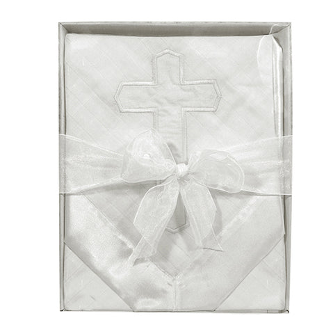 MUSLIN BLANKET - CROSS