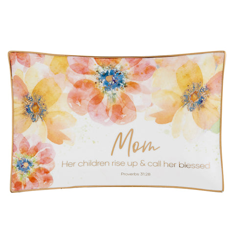 Summer Fields - Trinket Tray - Inspirational - Mom