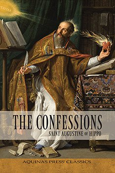 The Confession by St. Augustine of Hippo Book