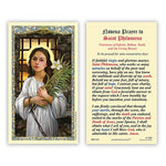 Laminated Holy Card St. Philomena - 25 Pcs. Per Package