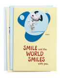 Peanuts Birthday Greeting Card Set - 12 Pieces