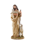 beautiful Jesus Statue good shepherd lamb of God Indoor Statue Outdoor