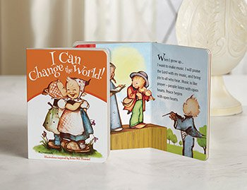 I Can Change The World! - Little Books For Catholic Kids, 12 pcs