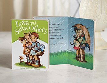 Love And Serve Others - Little Books For Catholic Kids, 12 pcs