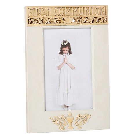 Remembrance Of Me First Communion Photo Frame