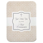 First Communion Gift Card Holder