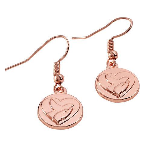 Confirmation Dove Earrings