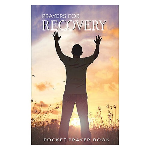 Prayers For Recovery Pocket Book , 12 pcs