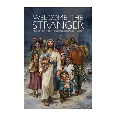 Welcome The Stranger Book , 12 pcs