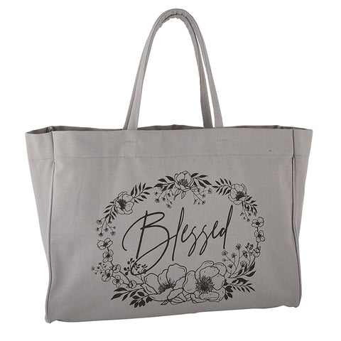 Everyday Grace Tote Bag - Blessed