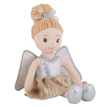 Stephan Baby Angel Doll - Silver
