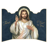 Divine Mercy Triptych Card | 12 Pieces Per Package