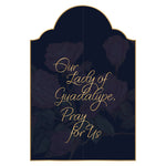 Our Lady Of Guadalupe Triptych Card | 12 Pieces Per Package