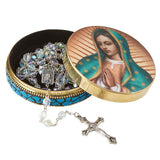 Our Lady of Guadalupe Rosary Case
