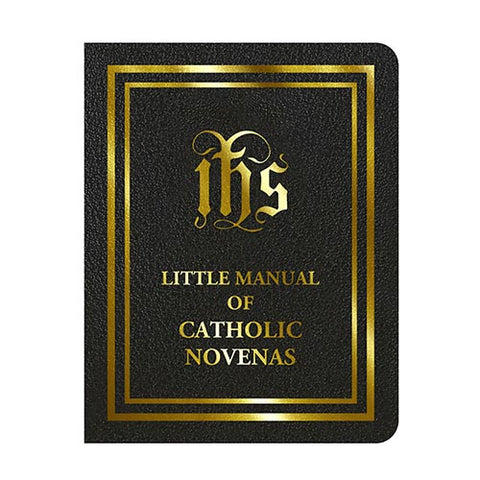 Little Manual Of Catholic Novenas , 48 pcs