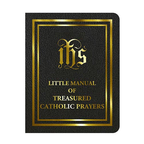 Little Manual Of Treasured Catholic Prayers , 48 pcs
