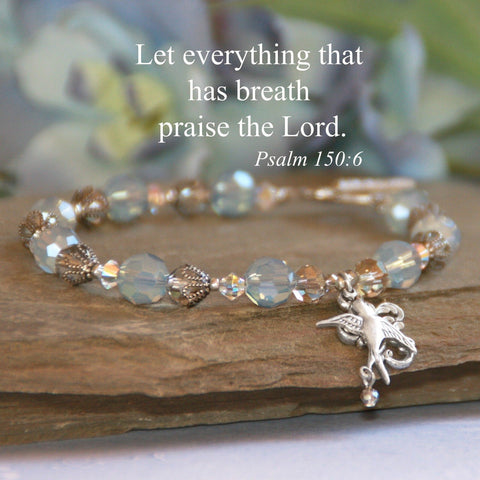 Let everything that has breath Beautiful bracelet