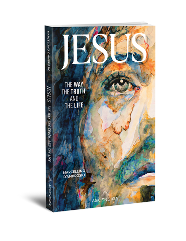 Jesus: The Way, the Truth, and the Life Book by Marcellino D'Ambrosio
