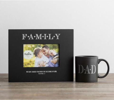 Gift Set - Dad Mug & Frame