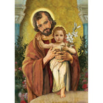 St. Joseph, Patron Of The Home And Home Sellers Prayer Book , 12 pcs