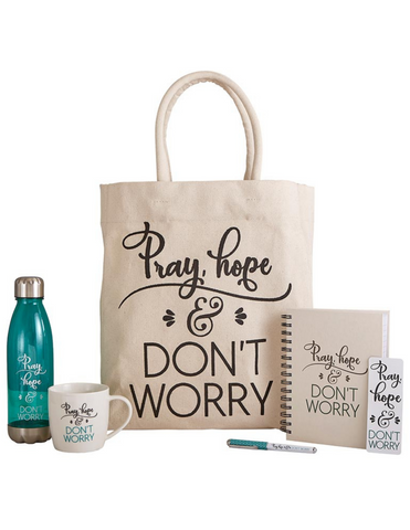 Pack Smart - Pray, Hope and Don't Worry Merchandise