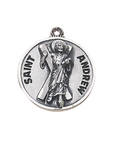 "St. Andrew Medal with 20"" L Chain"