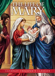 The Life Of Mary Picture Book, 12 pcs