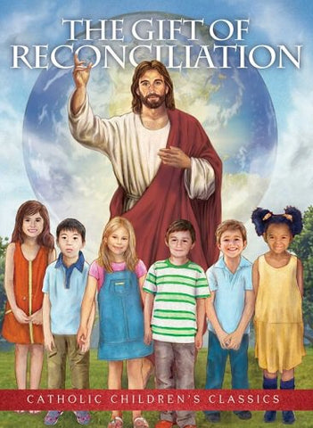 The Gift Of Reconciliation Picture Book, 12 pcs