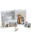 M.I. Hummel First Communion with Satin Purse Gift Set For Girls