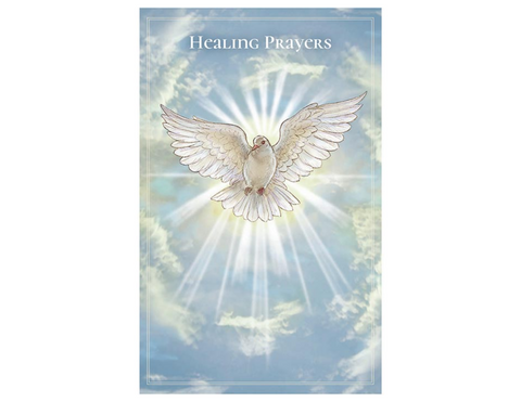 "5"" H Pocket Prayer Folder - Healing Prayers"