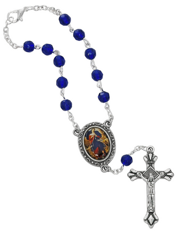 O.L. Undoer of Knots Auto Rosary