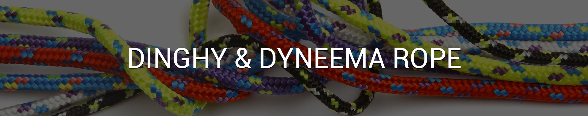 Dinghy & Dyneema Rope