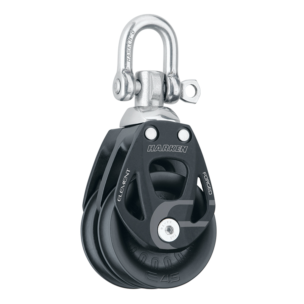 Harken Element Double Swivel Block | 45mm & 60mm