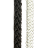 8-Plait Polyester Cord available in black or white