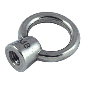 Grade AISI 316 Stainless Steel Eye Nut