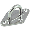 Stainless Steel Diamond Eye Deck Plate