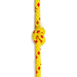 Yellow/Red 8 Plait Floating Rope