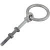 Galvanised Steel Ring Bolt