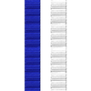 Polyester Jackstay Webbing available in Blue and White.
