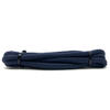 Navy Double Braid Fender Lines with Pre-Spliced Loop