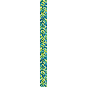 Blue polyester dinghy & keelboat rope