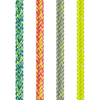 Polyester dinghy & keelboat rope available in blue, pink, silver and white