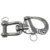 Stainless Steel Snap Shackle Swivel. Fk